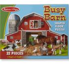 Busy Barn Puzzle 32 pcs