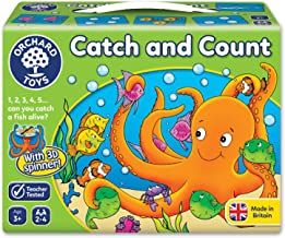 Octopus Catch and Count