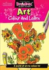 Colour and Learn Art Colouring Book
