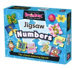 Brain Box Numbers Jigsaw