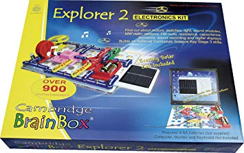 Cambridge BrainBox: Explorer 2