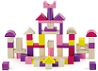 Colorful Block Set - 60pcs