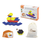 Magnetic Geometric Block - 102pcs Set