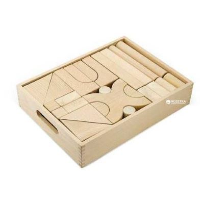 Architectural Block Set - 48 pcs