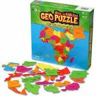 Africa and Middle East Geo Puzzle