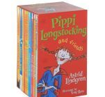 Pippi and Friends: Ten Book Gift Set