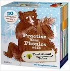 Practise your Phonics with Traditional Tales (20 books + parent guide)