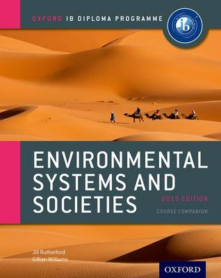 IB Environmental Systems and Societies For the IB Diploma: 2015 Edition