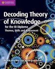 IB Diploma: Decoding Theory of Knowledge