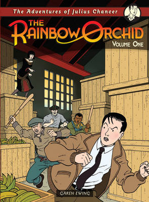 Adventures of Julius Chancer: The Rainbow Orchid