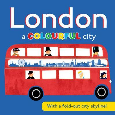 London - A Colourful City