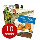 Go Wild Picture Book colllection 10 books
