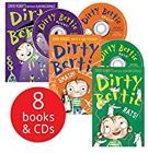 Dirty Bertie 8 books with CDs