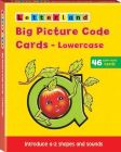 Big Picture Code Cards - lowercase
