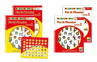 Fix it Phonics Level 1 Student Pack