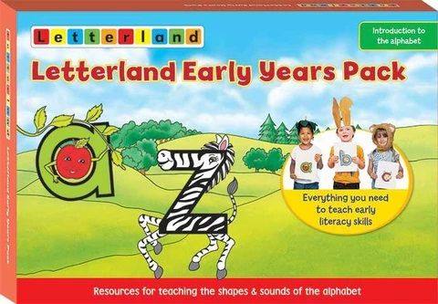 Early Years Workbook set