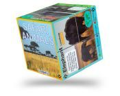 Cube Book Safari Animals