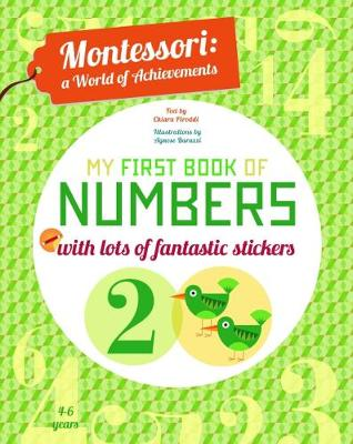 Montessori: My First Book of the Numbers
