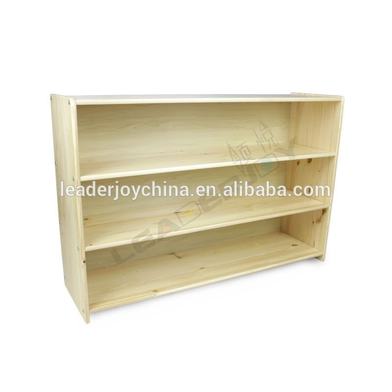 Pine solid wood shelf
