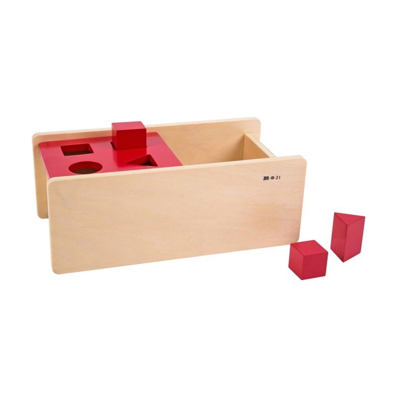 Imbucare Box With Fliplid - 4 Shapes
