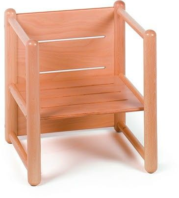 Beech wood Toddler Multi-function Chair