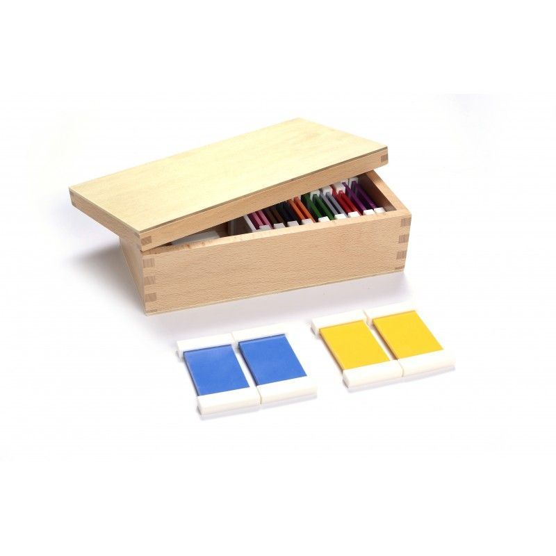 Color Tablets Plastic (2nd Box)