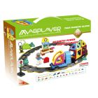 Magplayer Train track and accessories (68 pieces)